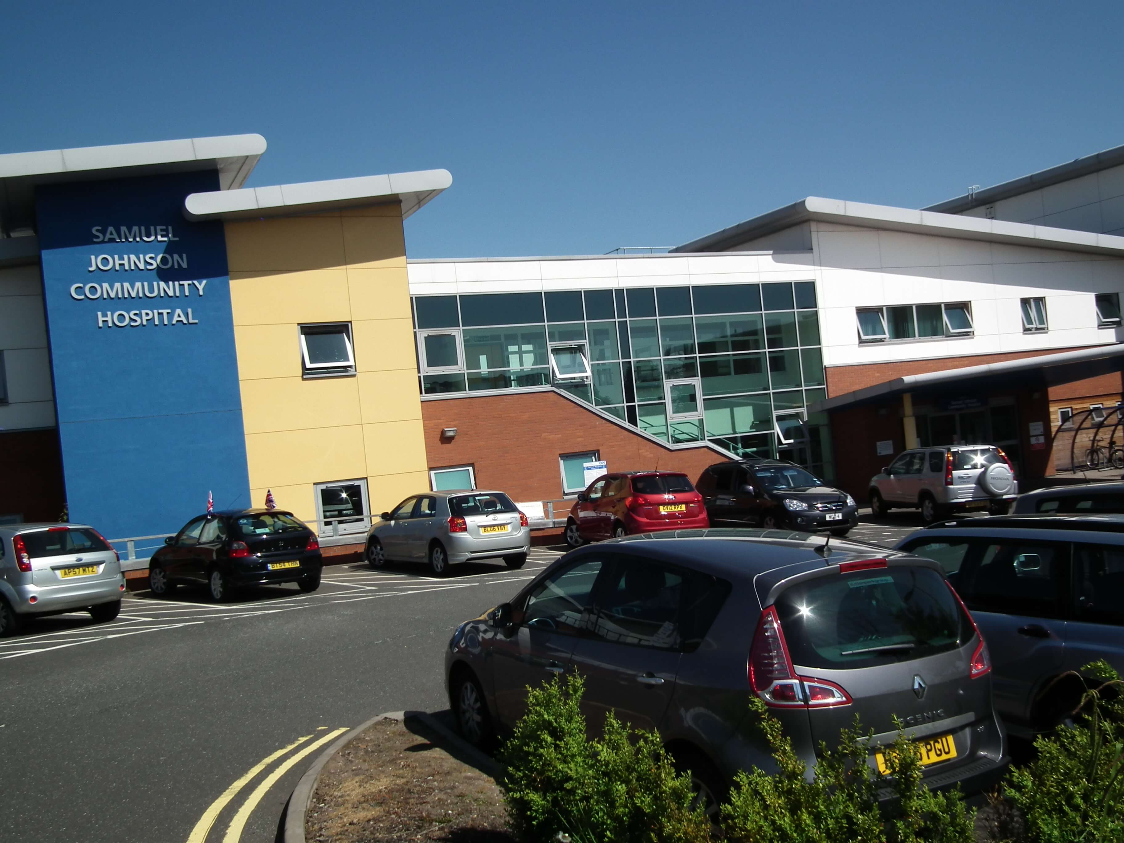 Samuel Johnson Community Hospital, Lichfield picture