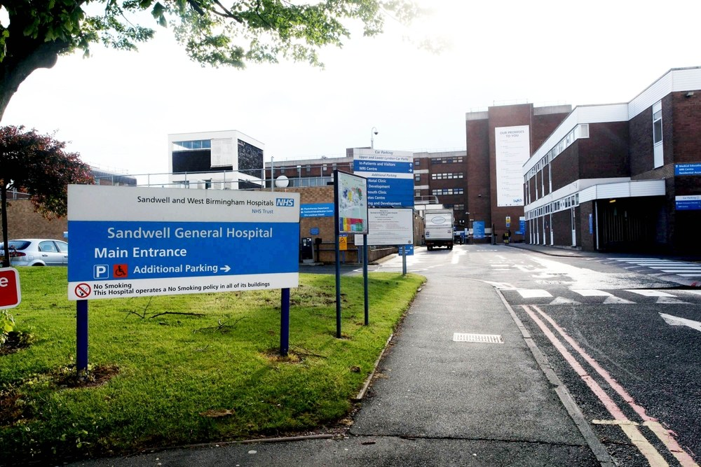 Sandwell General Hospital, West Bromwich picture